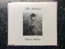 The AUTEURS Chinese Bakery CD 3 Trk B/W Government Bookstore And Everything You