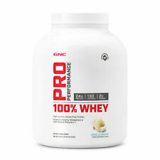 GNC Pro Performance® 100% Whey - Vanilla Cream, 64 Servings