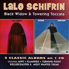 Black Widow / Towering Toccata Lalo Schifrin 5013929950924