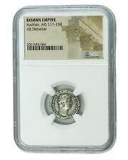 Hadrian Silver Roman Imperial Coins (27 BC-476 AD)