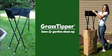 Grass Tipper - Great Leaf Bag Holder - Free Shipping