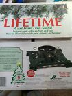 Lifrtime Cast Iron Tree Stand By Jack Post Model 9000 Excellent Condition