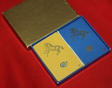 Colt Firearms Factory 1980 Decks of Cards Mint