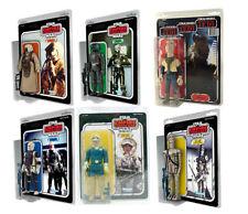 Jouets et jeux de Star Wars en emballage d'origine ouvert cinéma