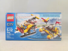 Lego City Harbor - 2230 Helicopter and Raft NEW SEALED