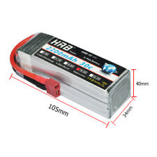 HRB 18.5V 2200mAh 5S 30C Max 60C RC Lipo Battery for Helicopter Drone Car Boat