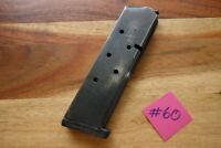 Colt 1911 1911A1 Magazine WWII Issue National Match Bumper Pad Capacity 7