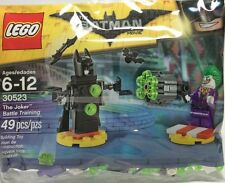 LEGO 30523 THE BATMAN MOVIE JOKER BATTLE TRAINING MINIFIGURE sealed Polybag new