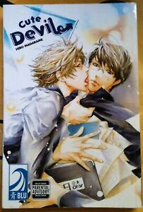 Cute Devil by Hiro Madarame, Yaoi Manga/Graphic Novel in English! RARE!