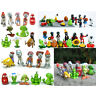 Plants vs Zombies PVC Action Figures Birthday Party Cake Topper Toys Gift Set