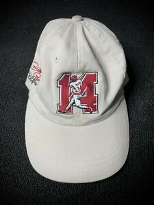 Vintage Pete Rose Originals Ballpark Cafe Cap Hat