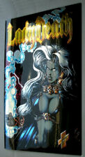 March 1995 Lady Death Ii Between Heaven & Hell #1 (Chromium Wrap-Around Cover)