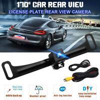 Car Rear View Parking Reversing Camera Backup License Number Plate Waterproof !