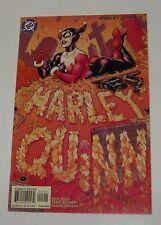 HARLEY QUINN #15 DC COMICS 1st SERIES February 2002 TERRY & RACHEL DODSON GGA