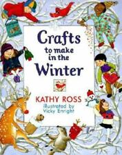 Crafts to Make in the Winter (Turtleback School & Library Binding-ExLibrary