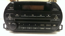 Original 2002-2004 Nissan Altima Bose Radio CD 281853Z710 CQ-JN2261X