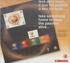PORTUGAL-UEFA EURO 2004-FOOTBALL CHAMPIONSHIPS-SPECIAL PACK