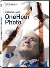 ONE HOUR PHOTO  with Robin Williams  NEW DVD Box FREE Post  mmoetwil@hotmail.com