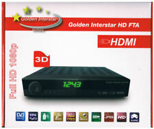 Decoder Satellitare per i canali free GOLDEN INTERSTAR HD FTA