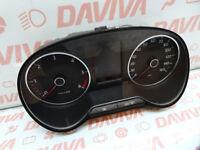 VW VOLKSWAGEN POLO 6R 2009-2014 1.2 TDI DIESEL INSTRUMENT CLUSTER SPEEDOMETER