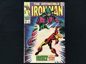 IRON MAN #5 Lot of 1 Marvel Comic Book!