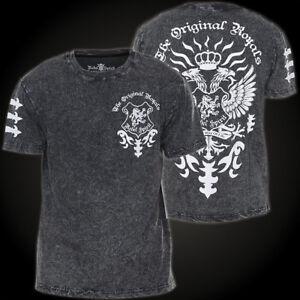 REBEL SPIRIT T-Shirt SSK151765 Schwarz T-Shirts