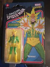 "ELECTRO 2021 Marvel Legends 3.75"" Action Figure Kenner Hasbro Series Retro??"