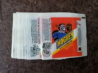 1978-79 Topps Hockey WAX PACK WRAPPER - QTY AVAILABLE!