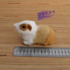 mini simulation Hamsters toy polyethylene&furs hamsters doll about 12x6x7cm