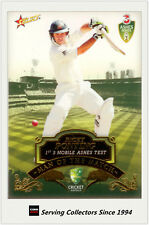 2007-08 Select Cricket Cards Man Of The Match MTM1 Ricky Ponting