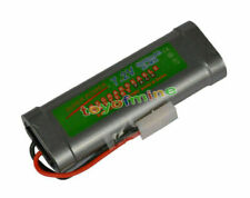 New 7.2V 5000mAh Ni-Mh Grey rechargeable battery pack for RC Toys