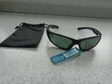 Eyelevel Thunderbolt Sports Sunglasses Smoke-Green Cat-3 UV400 Shatterproof Lens