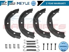 FOR BMW E46 330 Ci Cd 1999-2013 MEYLE REAR HANDBRAKE SHOE SET FITTINGS