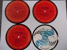 Dave Mason - Record Album Coaster Set