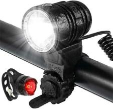 USB charger, outdoor LED lamp, bicycle headlamp and taillight kit