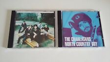 The Charlatans - 3 x CD Singles - One To Another North Country Boy My Beautiful