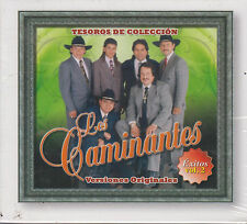 CD - Los Caminantes NEW 3 CD's Tesoros De Coleccion Exitos Vol. 2 FAST SHIPPING!