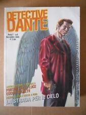 Detective Dante Anno I n°6 edizioni EURA    [G670]  - BUONO