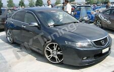 Honda Accord 02-06 Front bumper spoiler (1239)