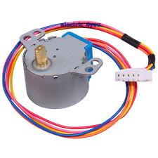 12V Moteur Pas à Pas 28BYJ-48 5-câbles 4-phases pour Arduino Stepper Motor