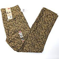 Levi's Slim Straight Harvest Gold Spivey Camo Twill Cargo Pants Mens W33 x L30