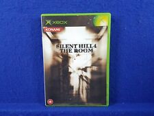 xbox SILENT HILL 4 The Room A Survival Horror Game Microsoft PAL UK Version