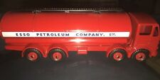 Atlas Edition DINKY SUPERTOYS Leylan Octopus Esso Tanker + Pin Badge