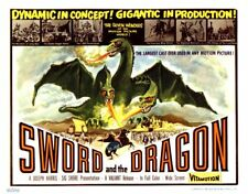 The Sword and the Dragon (US Version) 1960 Fantasy DVD