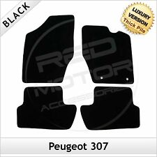 Peugeot 307 2001 - 2003 2004 2005 2006 2007 2008 Tailored LUXURY 1300g Car Mats