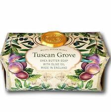 Michel Design Works TUSCAN GROVE Shea Butter SOAP Large 246gm Bar