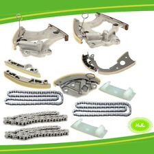 Timing Chain Kit For AUDI A6(C7) A7 A8 Q5 Q7 S4 S5 VW TOUAREG 3.0T V6 2012-16