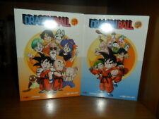 Dragon Ball - serie classica completa -  box 1 e 2  - 21 dvd