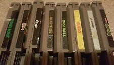 Nintendo NES Games Lot of 16 AWESOME DEAL!