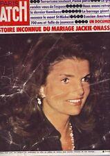 paris match - 1363 - juillet 1975 - jackie onassis -